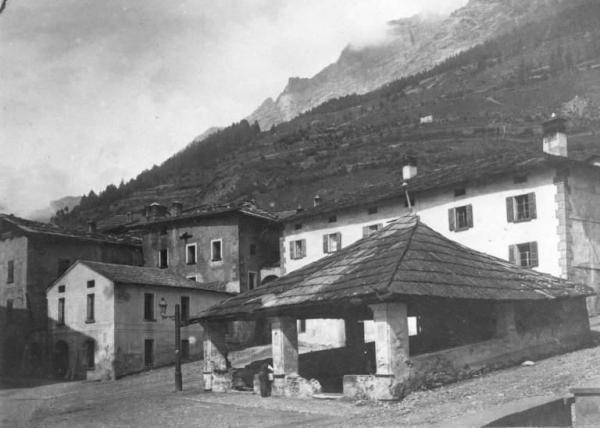 Piazza_del_Kuerc_1918