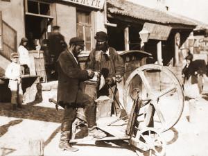 На улицах Кишинева 1901