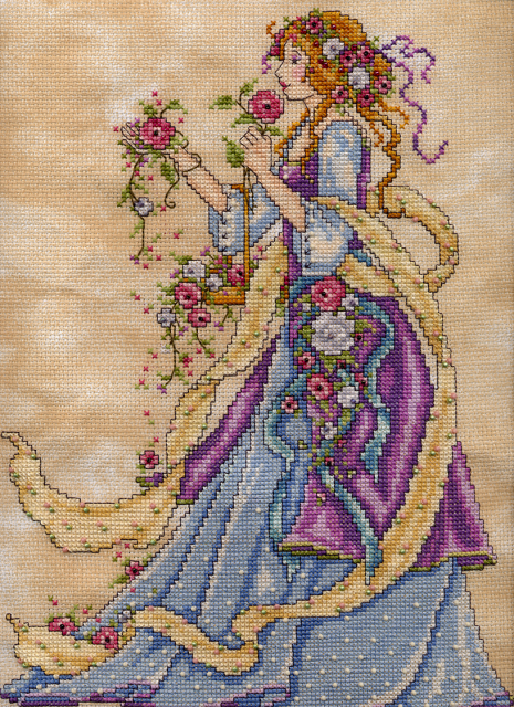 rose lady finish