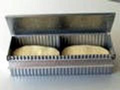 Toastbrotform mit Deckel 24,50€
