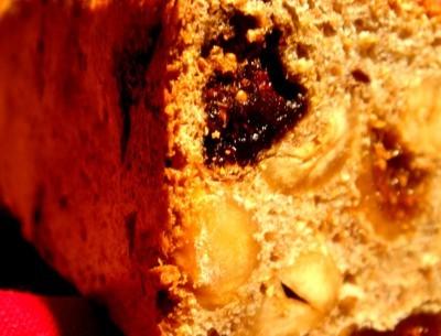 Rebanadas de pan de centeno X.Barriga 1