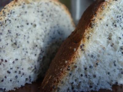 Хлеб с маком Pain  auх graines de pavot от Gerald Biremont