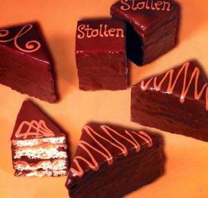 Stollen-Dessert