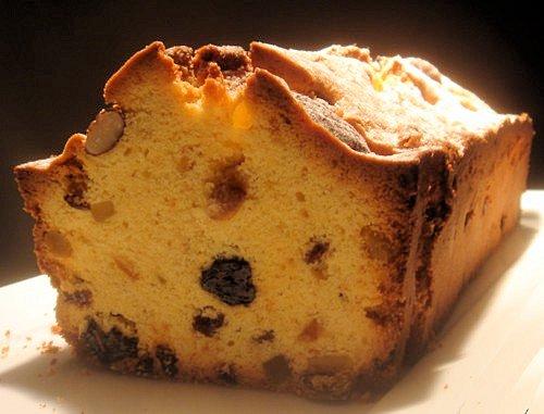 Кекс на смальце по испанской рецептуре начала ХХ века