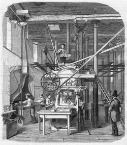 Dr Dauglish's Bread Making Machine
