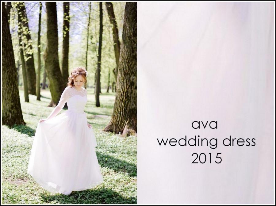 Запись на пошив свадебных ava-платьев уже открыта, и, как обычно, я советую бронировать дату максимально...
