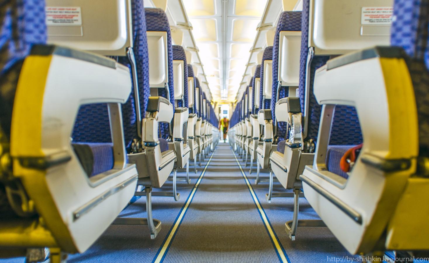 боинг 737-500 схема салона нордавиа