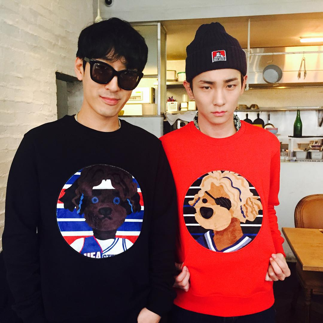 a shinee update post! (or mostly jonghyun / key update post