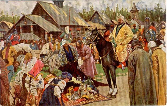 Иванов - баскаки