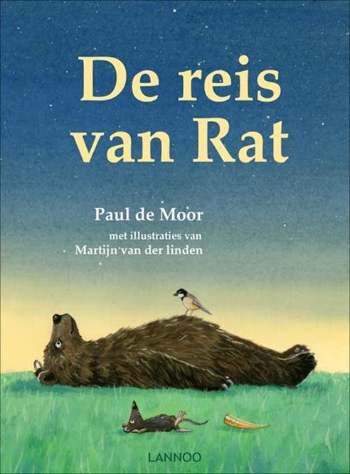 omslag reis van rat