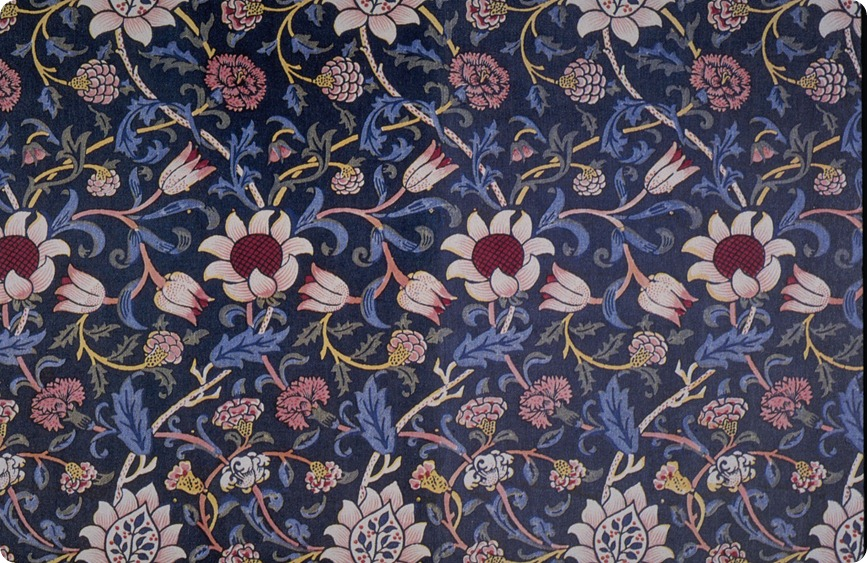 История текстильного дизайна