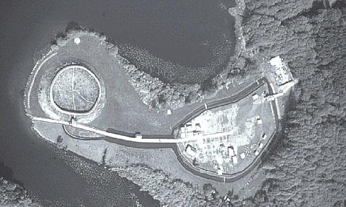 9 План замка Гросс-Раден