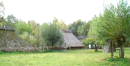 31 Славянская деревня-музей Duppel.
