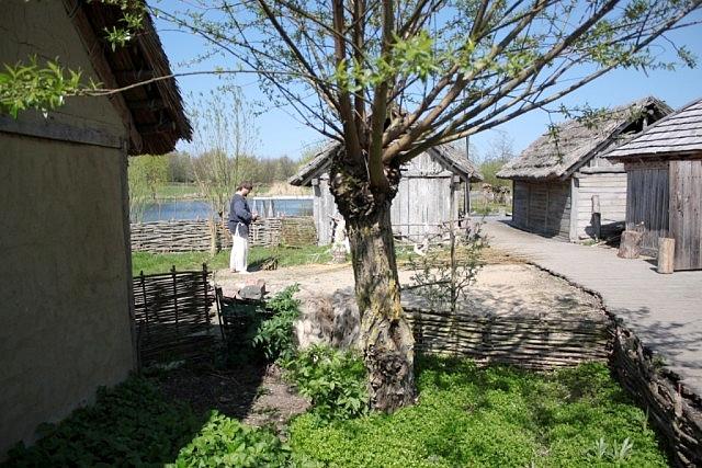 46 Реконструкция славянского города oldenburg.