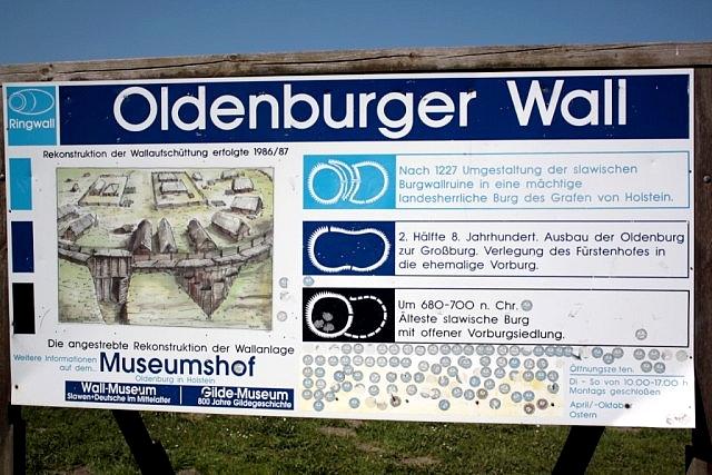 54 Карта - схема oldenburg