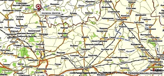Копия карта-схема