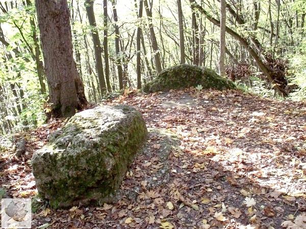 рис 44. «Двор» с камнями---