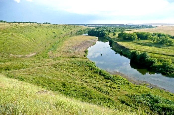 4 река Олым