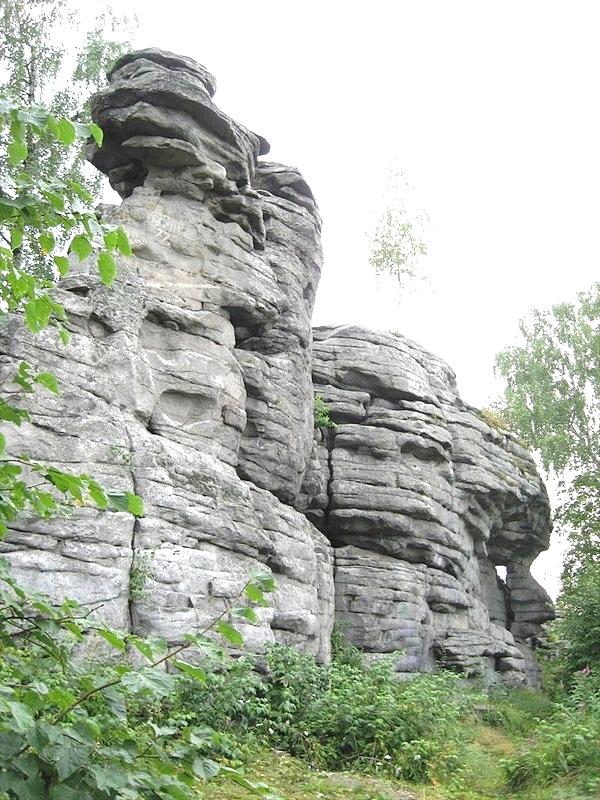 1 скалы Петрогрома