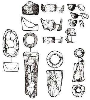 10 Иткульские литейные формы