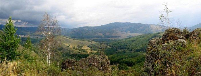 К истории названия Урал