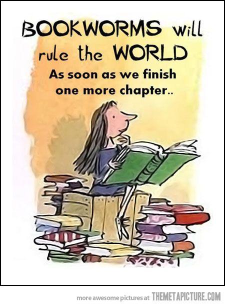 BookWormsWillRuleThePlanet
