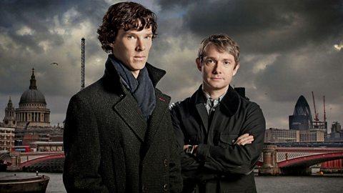 Sherlock&JohnLondon