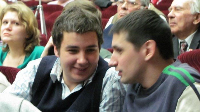 Григорий Фокин / Андрей Зайцев