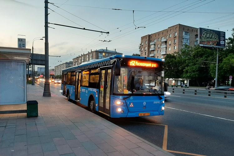 Автобус Т52