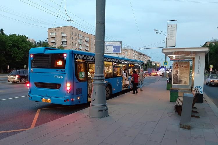 Автобус Т40