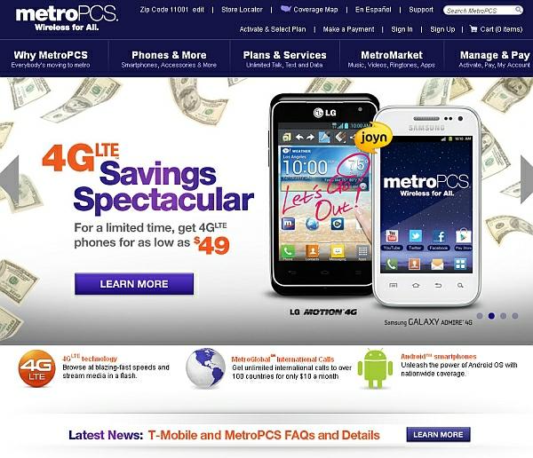 metroPCS 02 2013