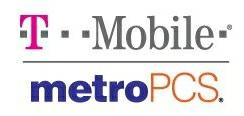 T Mobile and metroPCS logos