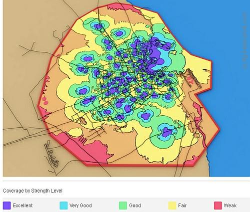 Qatar Telecom LTE anons