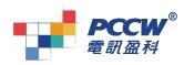 PCCW HKT logo