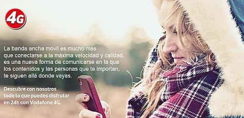 Vodafone Spain 4G LTE