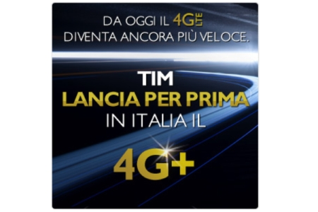 Telecom Italia Mobile LTE promo