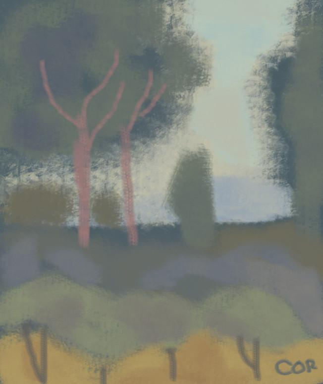 пейзаж_серый