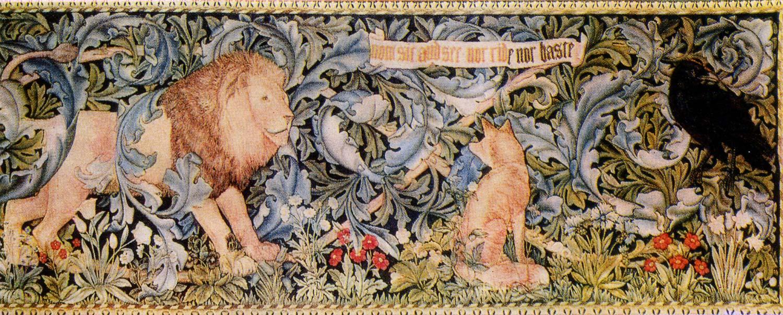 Схемы вышивки морриса