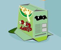 Кроко в коробке