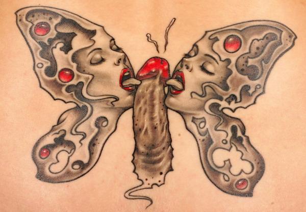 Порно татуировки эскизы фото 181-619