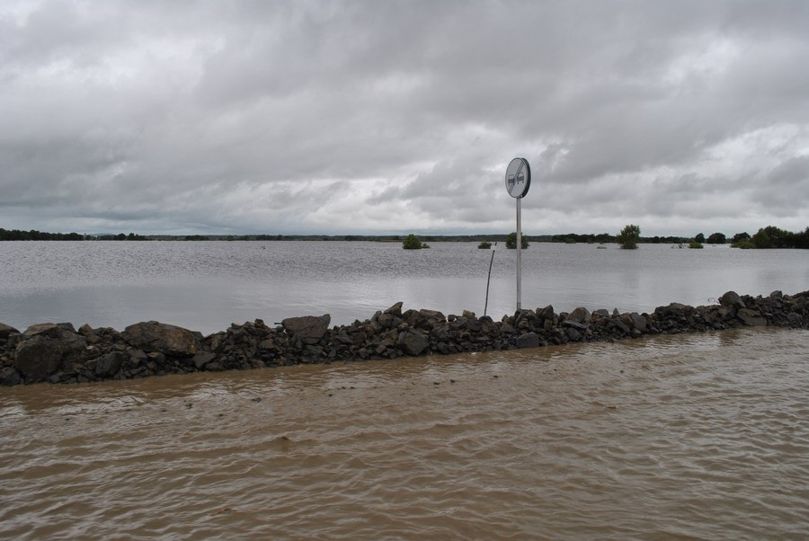 Наводнение ДФО 502