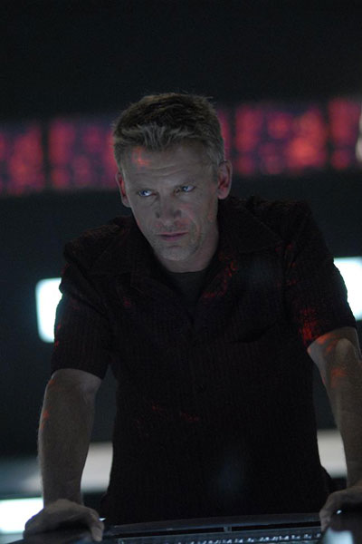 Callum Keith Rennie GALACTICA.TV (interview) - The CKR Files