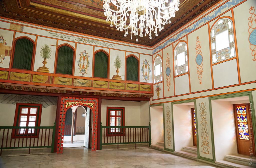 Ханский дворец бахчисарай фото внутри