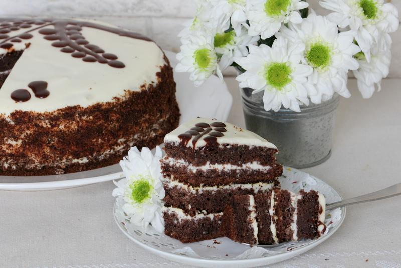 можете торт из черемухи фото большое