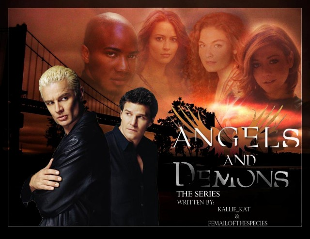 Angels and Demons ~ Season 2 - Episode 1: Strange Days