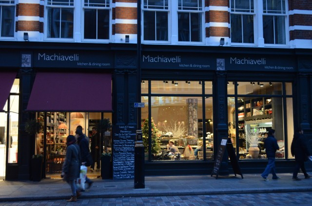 A Lovely And Modern Place To Have Meal Introducing Machiavelli Restaurant At 69 Long Acre Just Two Minutes Away From Covent Garden Tube Station