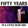 50 YEARs blue box nebula