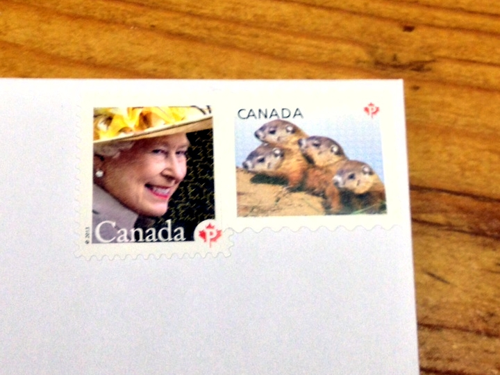 fun with postage