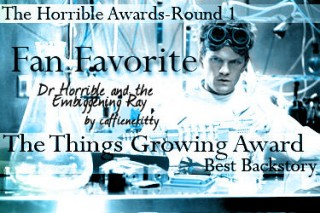 Fan Fave: Doctor Horrible and the Embiggening Ray