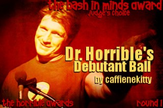 Bash in Minds Award - Judges Choice: Doctor Horrible's Debutant Ball